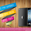 Gewinne das neue iPad mini